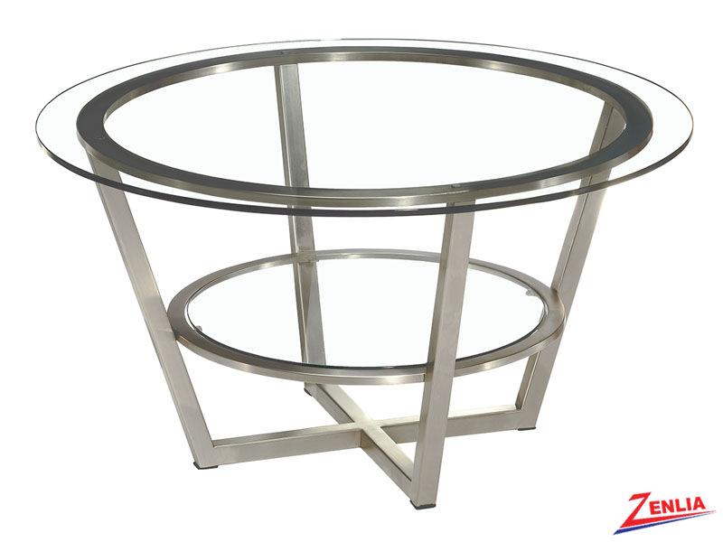 Athe Round Cocktail Table
