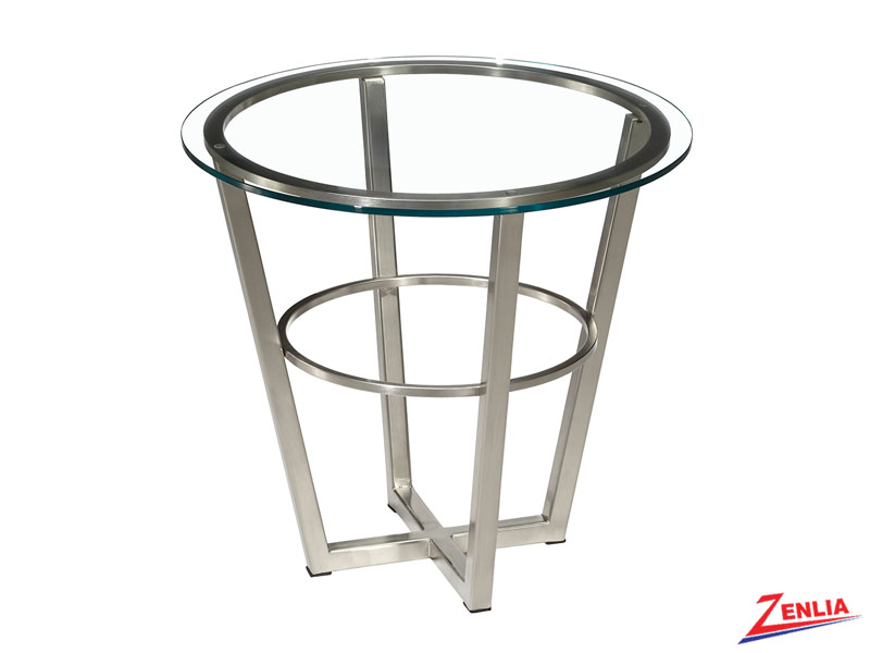 Athe Round End Table