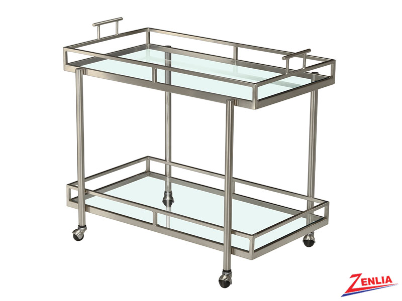 Athe Wine Server Cart