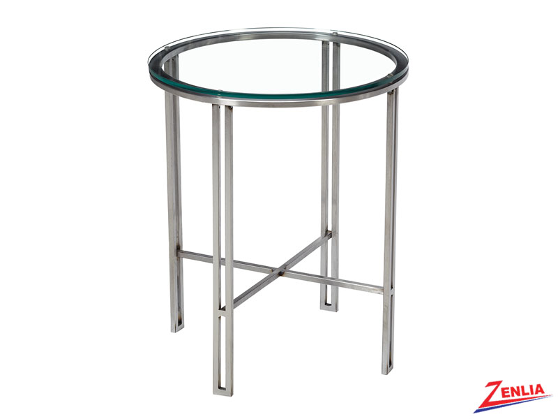 Castle Round End Table