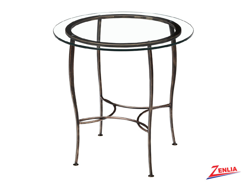 Chate Round End Table