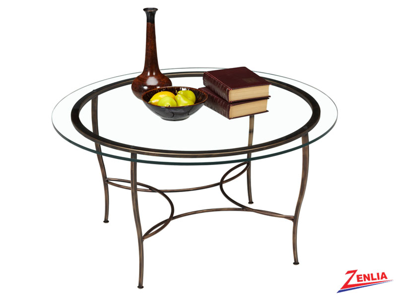 Chate Round Coffee Table