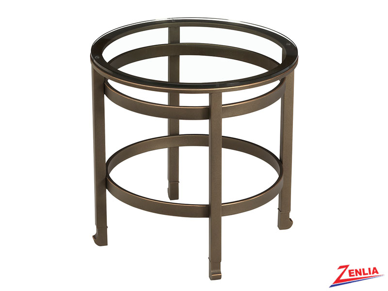 Mandar End Table