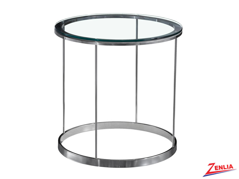 Orio Round End Table