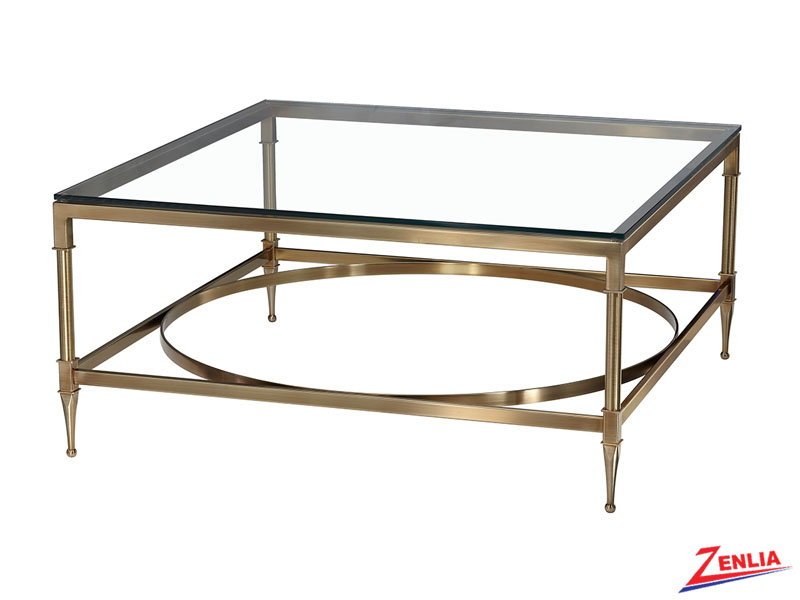 Parthen Square Coffee Table