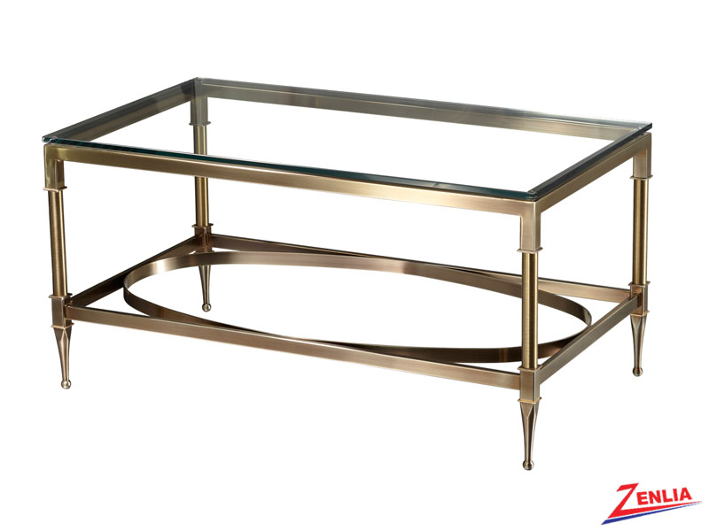 Parthen Condo Coffee Table