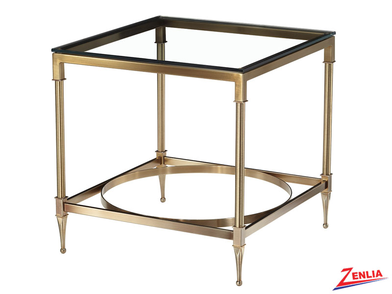 Parthen Square End Table