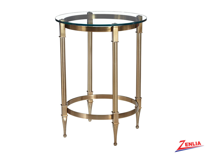 Parthen Round Drink Table