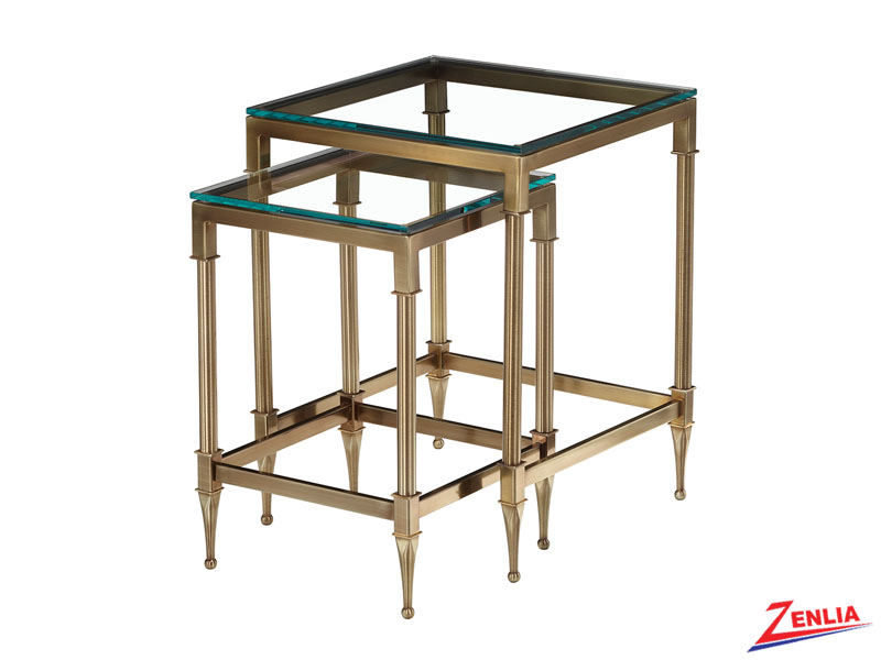 Parthen Nesting Table
