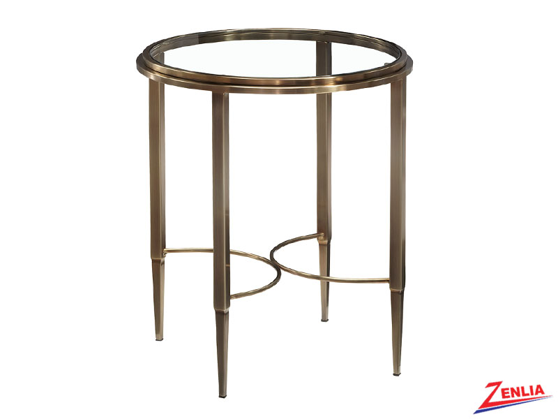 Sover Round End Table