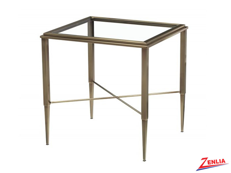 Sover Square End Table