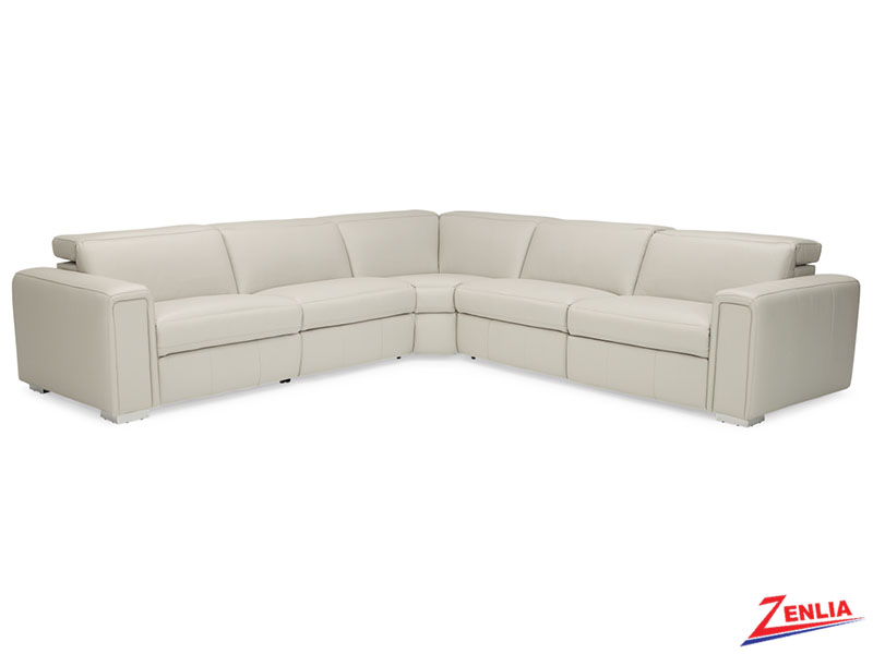 Titanium Sectional Sofa