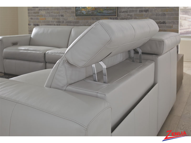 Titanium Sectional Sofa Reclining Sectionals Recliners