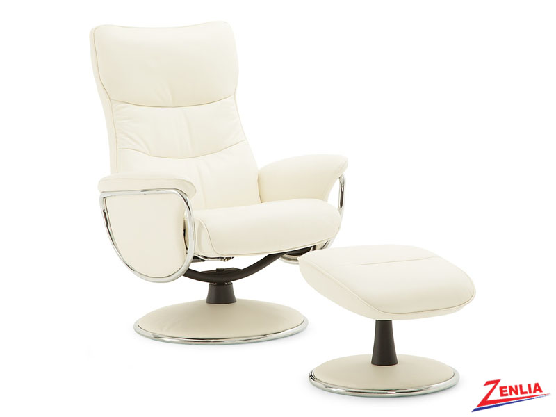 50-001-q01 Recliner Chair With Ottoman