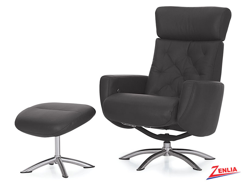 50-002-q02 Recliner Chair With Ottoman