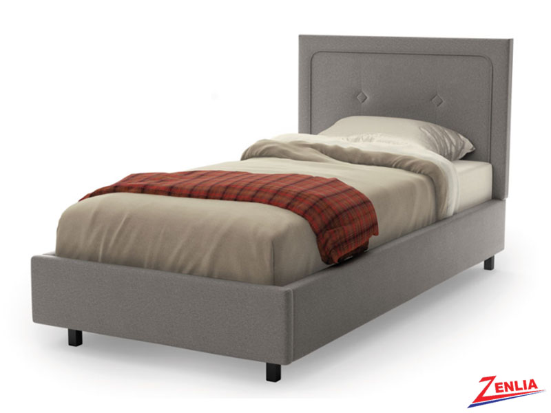 Lege Twin Storage Bed