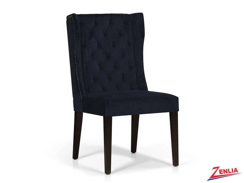 Brita Sapphire Side Chair