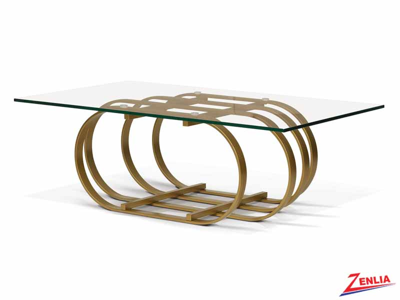 Allur Glass Coffee Table