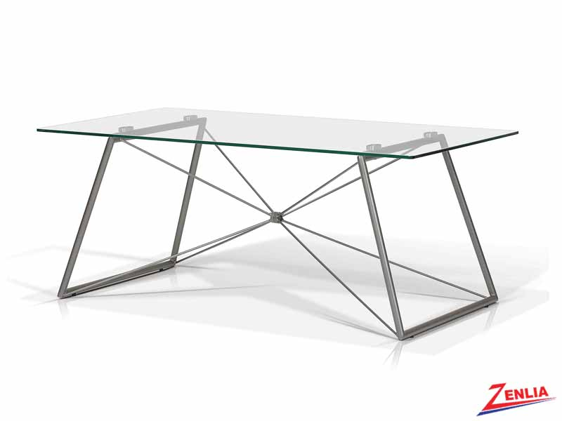 Ande Glass Coffee Table