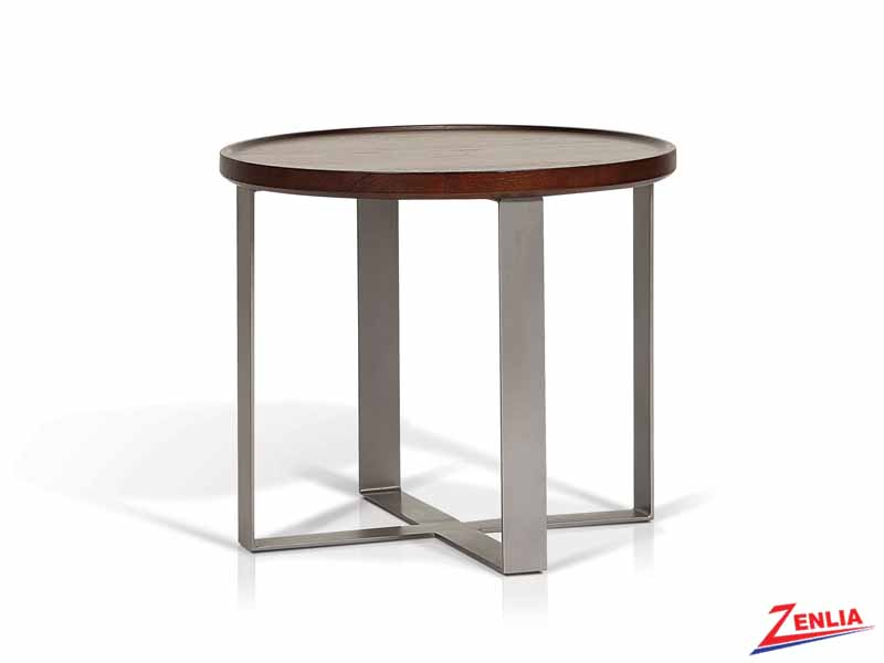 Bulre Wood End Table