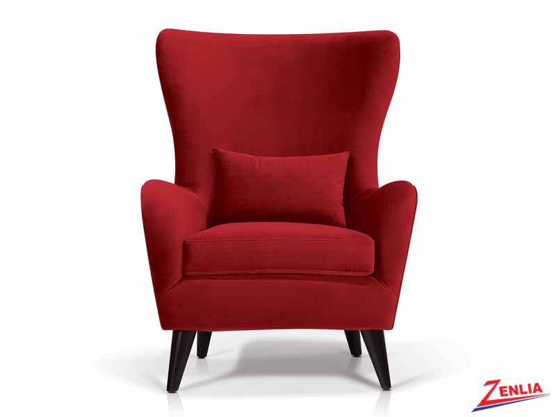Claibo Red Lounge Chair