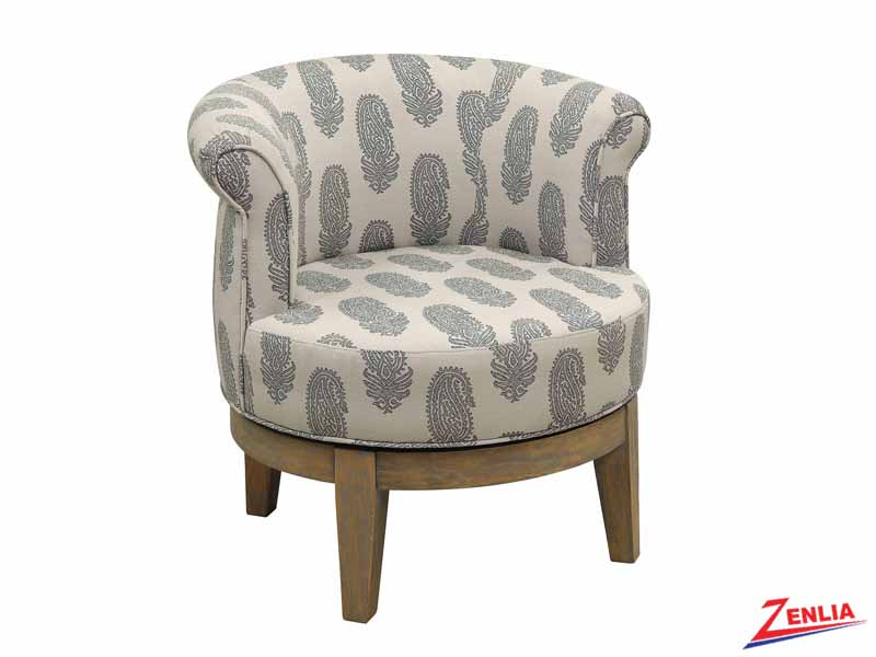 96540 Swivel Accent Chair