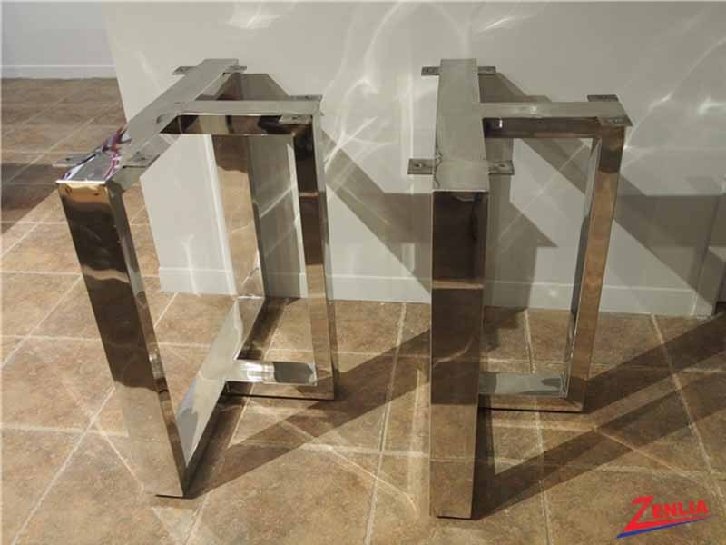 T Shape Stainless Steel Base