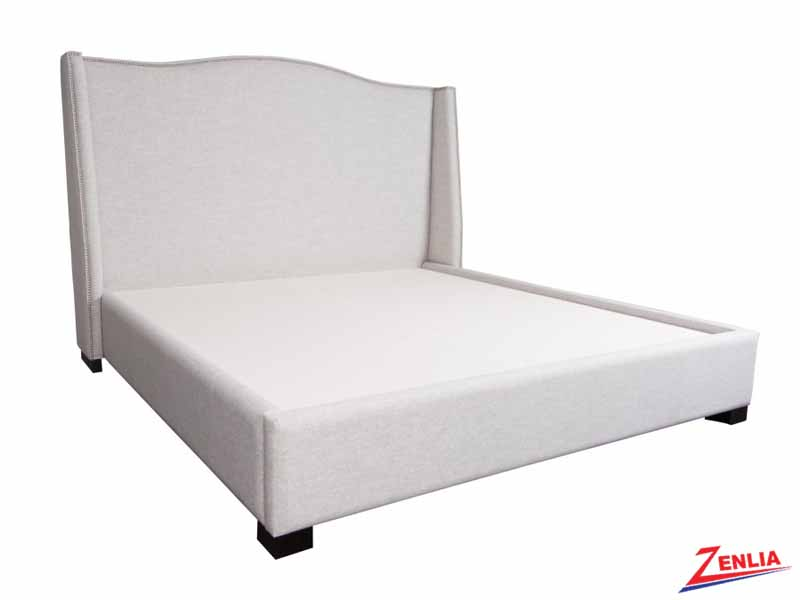 Lay Upholstered Bed