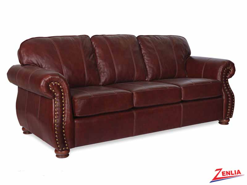 Style L733 Leather Sofa