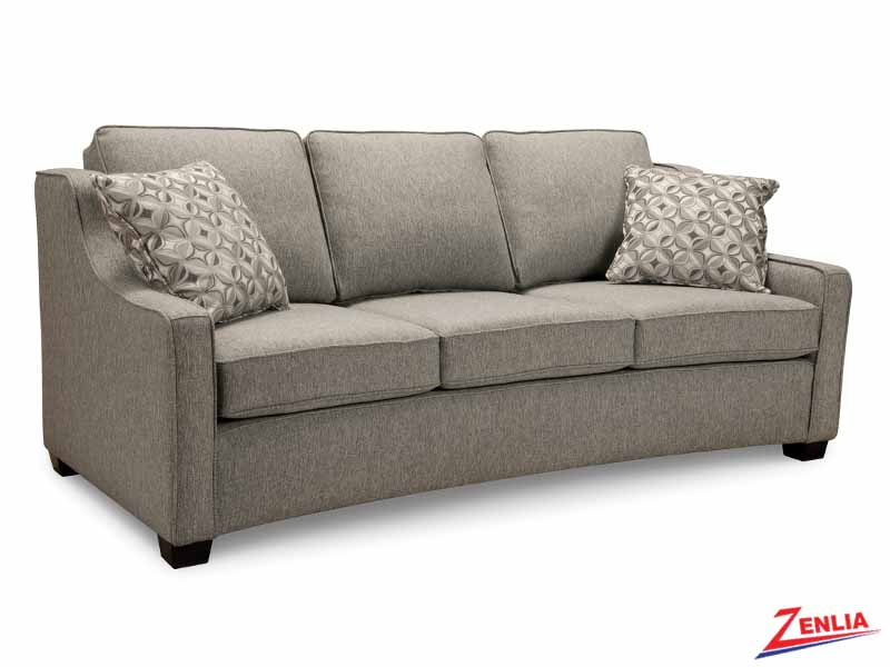 Style 9670 Curved Sofa