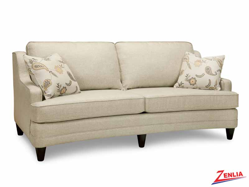 Style 9691 Curved Sofa