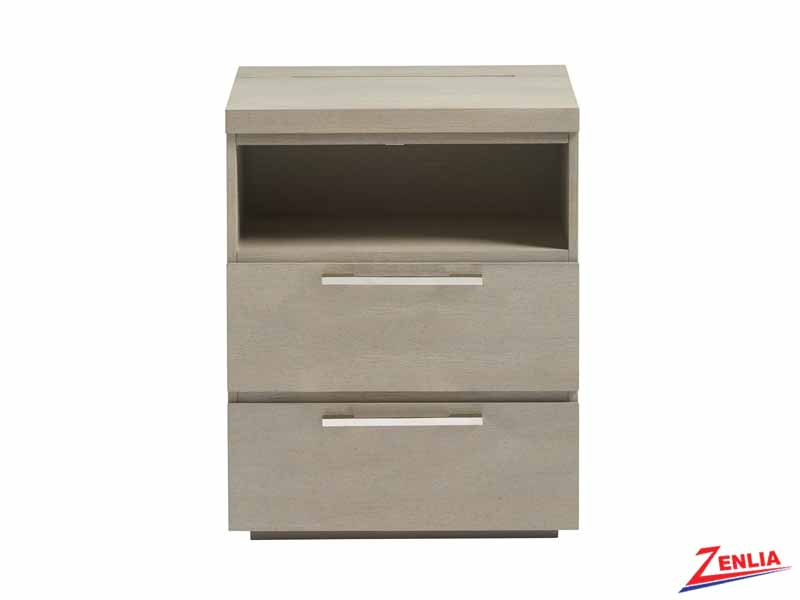 Axi Two Drawer Night Stand