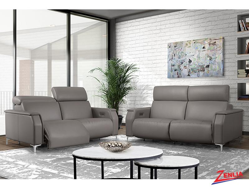 Roma Modern Recliner Sofa