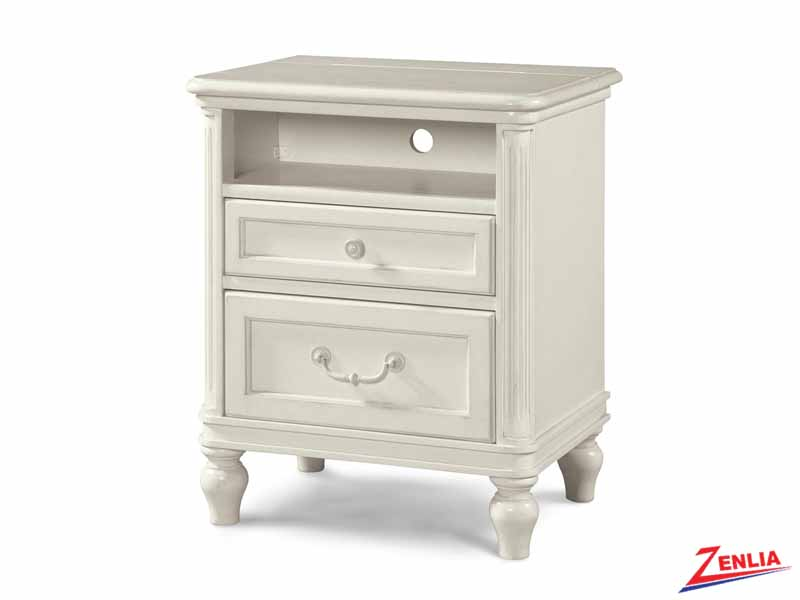 Gabriel Two Drawer Night Stand