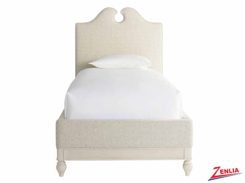 Serendi Twin Upholstered Bed