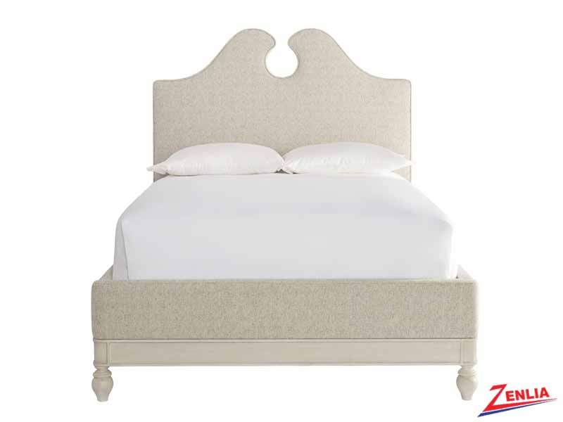 Serendi Queen Upholstered Bed