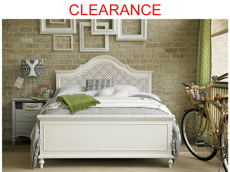 Clearance Trelli Full Bed Collection