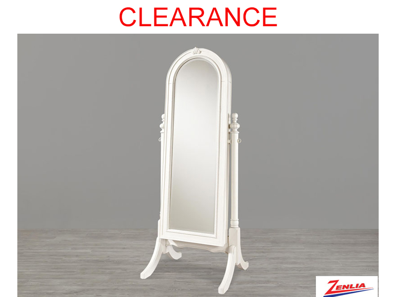 Bella Cheval Storage Mirror On Clearance