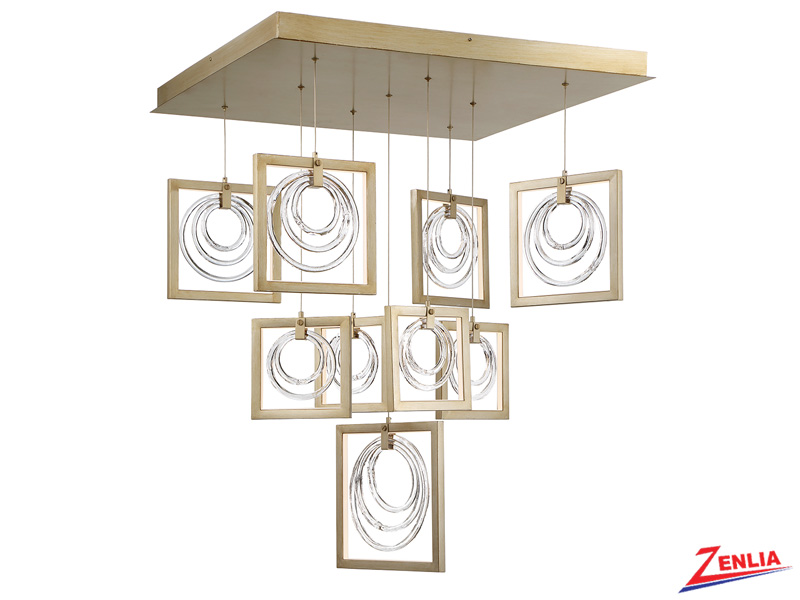 Cori 9lt Led Chandelier