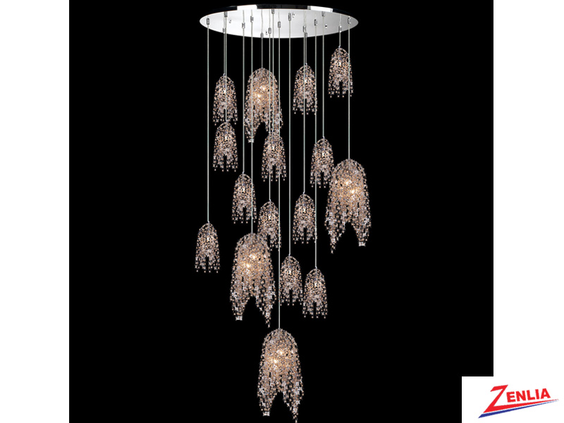 Danz 20 Light Chandelier
