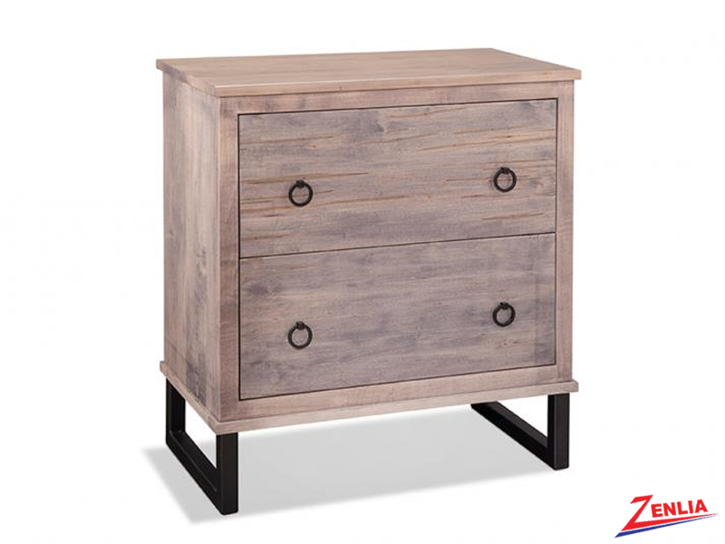 Cumber 2 Drawer File Cabinet