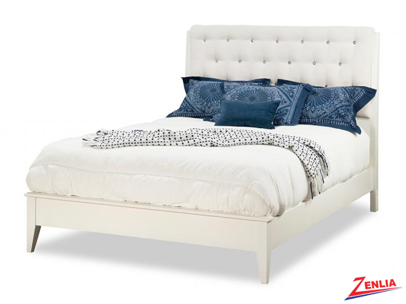 Monti Bed With Wrap Around Footboard