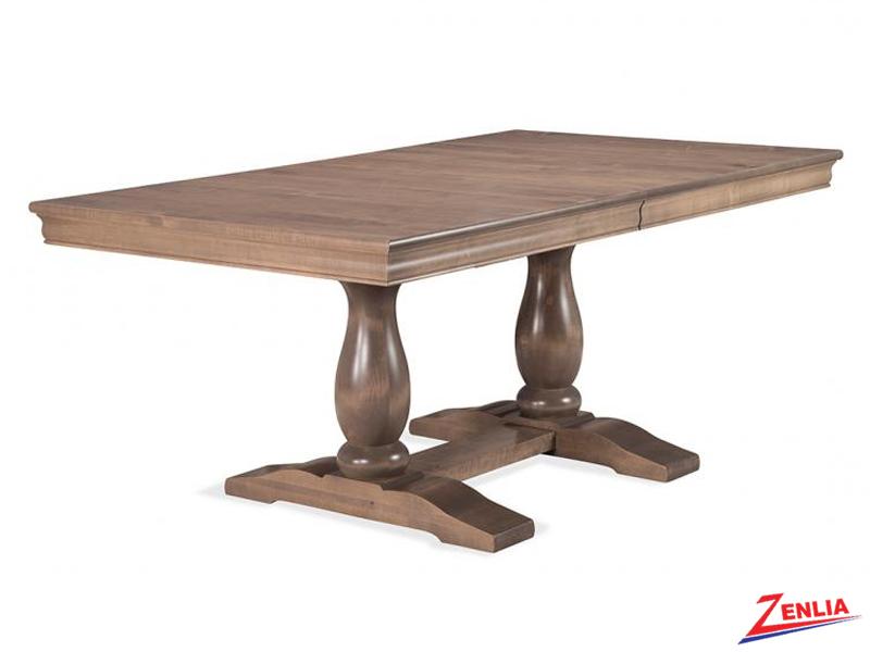 Monti Pedestal Table