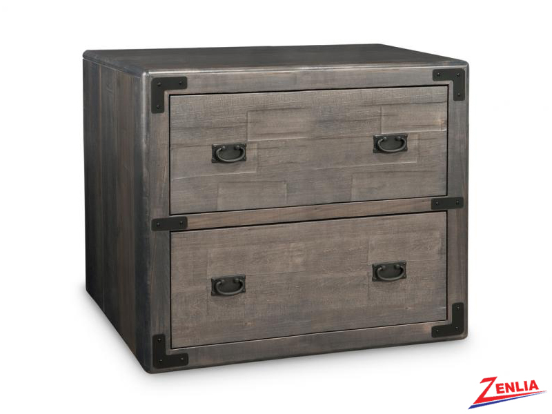 Sara 2 Drawer File Cabinet