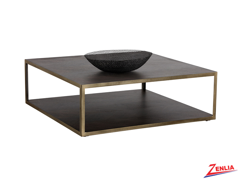 Mar Square Coffee Table