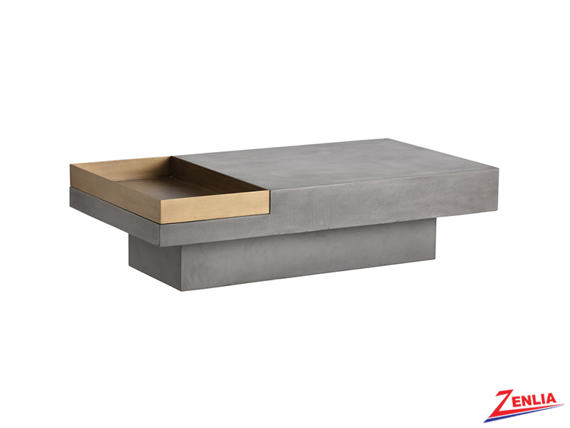 Qui Rectangular Coffee Table