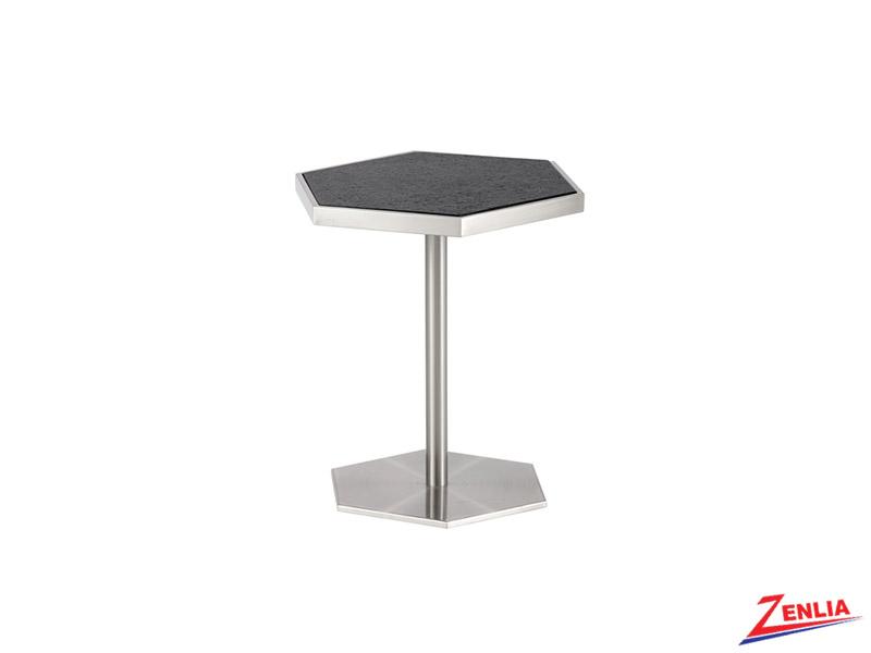 Seba Stainless Steel End Table