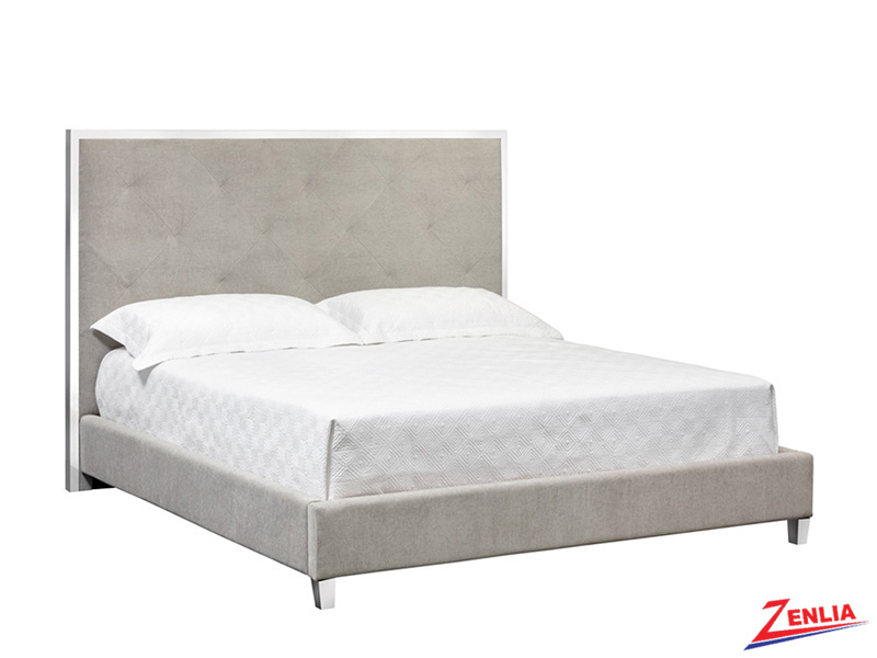 Pat Upholstered Bed