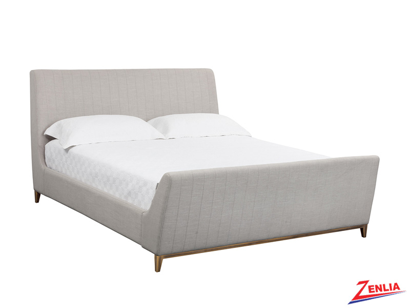 Sadi Upholstered Bed
