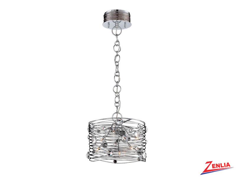 Corf 6 Light Chandelier